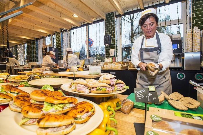 Foto Jumbo Supermarkten