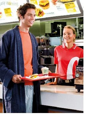 Foto McDonald's Duitsland