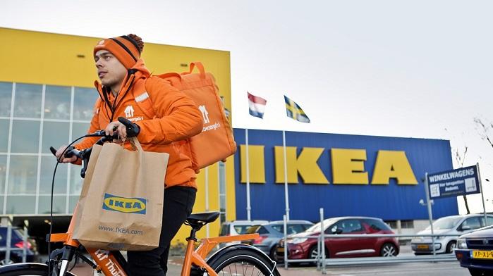 Foto: Thuisbezorgd Ikea